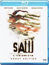 Saw - L'Enigmista - Episodi I - VII (7 Blu-Ray) - ITALIANI ORIGINALI SIGILLATI -