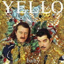 Yello - Baby CD Yello NEW