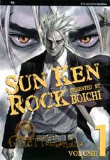 SUN KEN ROCK SERIE COMPLETA 1/25 BOICHI JPOP NUOVA PERFETTA