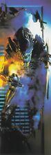 """Alien - Door Movie Poster (The Alien) (Size: 21"""" X 62"""")"""