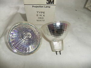 Projector bulb lamp ENX 82v  360w  GY5.3 93525  NAED 54984 (EXR suitable). 28