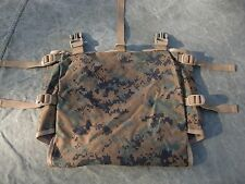 USMC MARPAT ILBE Arcteryx Main Pack Radio Pouch - Very Good w/ Buckles