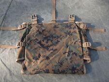 USMC MARPAT ILBE Arcteryx Main Pack Radio Pouch - Very Good w/ Buckles