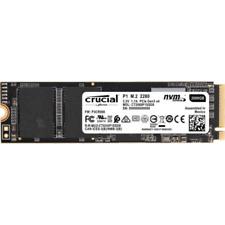 Crucial P1 SSD 500GB M.2 PCIe NVMe 1.3