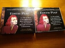 EDITH PIAF RETRO GOLD 2 X CD Torch songs cabaret French vocal pop chanson + Book