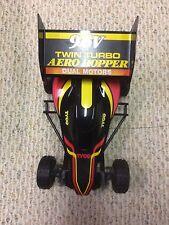 Tyco 9.6V 9.6 V Black Twin Turbo Aero Hopper Taiyo Rc R/C Lot #4