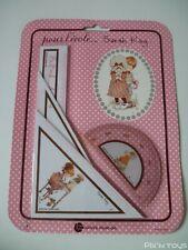 School set Sarah Kay Edition Michel Oks Valentine Made in Japan [NEUF]