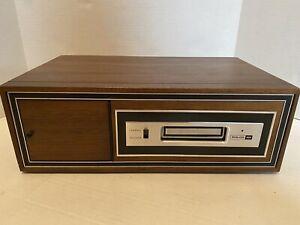 Vintage Philco Ford 8 Track Player Cabinet Q 8WA CTP F223