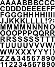 Sticker Chiffres & Lettres 100 - 57x69 cm