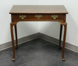 Queen Anne Style Cherry Accent Table