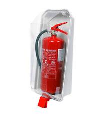 DAKEN Kristall Fire Extinguisher Box / Cabinet. For 6kg Fire Extinguishers