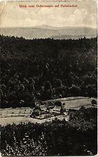 CPA   Blick vom Ochsenstein auf Haberacker  (452853)