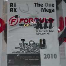 Formula - Kit originale x accorciare guaina FD40018-40 R1/T1/The One/RO/RX/Racin