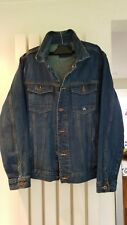 Zara denim jacket XL