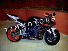 For CBR600RR 2007 2008 F5 ABS Injection Mold Bodywork Fairing kit Orange Grey