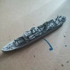 Us Navy Ww2 Destroyer Tender Apd Dobbins 1/1250 scale
