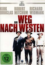 DER WEG NACH WESTEN - Kirk Douglas, Robert Mitchum, Richard Widmark(DVD)*NEU OVP