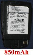 Batterie 650mAh type BST2927SE Pour SAMSUNG E758 E760 E768