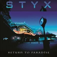 Return to Paradise by Styx (CD, Apr-1997, 2 Discs, CMC International)
