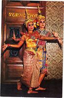 Thailand - cpsm - Dancing of the Thai-Menschen of Süd- Thailand