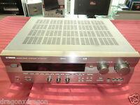 Yamaha RX-V595aRDS DTS / Dolby Digital Receiver, Titan/Silber, 2J. Garantie