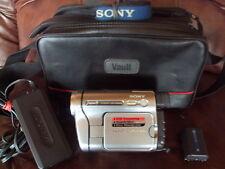Sony Handycam DCR-TRV280 Camcorder - Silver