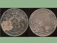 ROUMANIE  5 bani  1867  (1)  WATT&CO