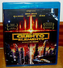 THE FIFTH ELEMENT BLU-RAY NEW SEALED SCIENCE FICTION ACTION(UNOPENED) R2