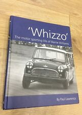 Paul Lawrence WHIZZO Motor Sporting Life Barrie Williams hardback TFM 1st ed