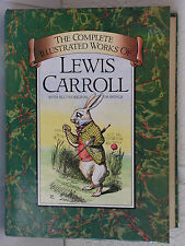 The complete Illustrated Book of Lewis Carroll - Chancellor Press - 3334