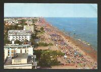 AD8899 Venezia - Provincia - Lido di Jesolo - Panorama della spiaggia