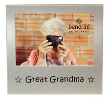 Great Grandma Photo Picture Frame Mother's Day Birthday Christmas Gift For Nanny