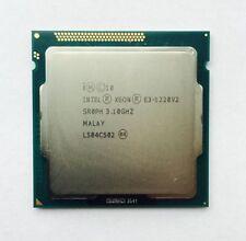 CPU et processeurs de LGA 1155/Socket H2 avec 4 cœurs