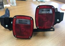 new pair oem factory ford superduty truck cab & chassis trailer tail lights!