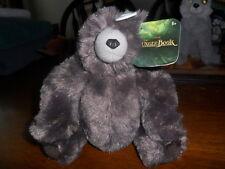 BRAND NWT New Jungle Book Baloo Bean Plush HTF RARE