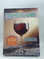 The Wine Game by boxer97.for wine experts and wine lovers