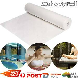 50 Sheet Disposable Beauty Bed Sheet SMS Non-woven Massage Table Covers 180*80cm