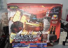 Transformers GigaPower HQ-01R Chrome Grimlock in Stock