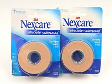 "Nexcare Absolute Waterproof Wide Tape 1"" x 5yd Swimming Bathing Bath Sports"