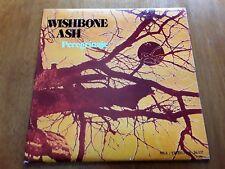 WISHBONE ASH Peregrinaje (MCA S-26.137 - SPAIN 1972) RARE SPANISH ORIGINAL LP