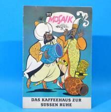 Mosaik 212 Digedags Hannes Hegen Originalheft   DDR   Sammlung original MZ 10