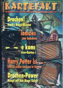 Kartefakt 33 (Kartenmagazin), Neuware, Topzustand, 2 Odysee Magickarten drin!