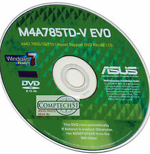 ASUS M4A785TD-V EVO MOTHERBOARD AUTO INSTALL DRIVERS M2590