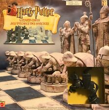 Harry Potter SEALED Wizard Chess set, based on set in Sorcerer's Stone