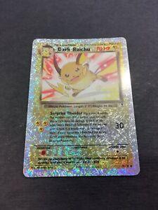 Pokémon - Dark Raichu - reverse - Legendary Collection