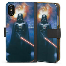 Apple iPhone x bolso funda flip case-The Power of the Dark Side
