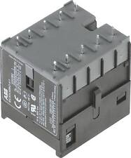 ABB B6-30-10P / B7-30-10P Leistungsschütz 24V AC1 20A Hauptkontakte 3NO 24VAC
