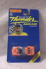 MJ7 Matchbox/R Champs - 1990 Days of Thunder -  Lumina - Orange - #18 Hardee's
