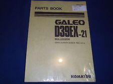 Komatsu Heavy Equipment Manuals for Crawler Tractor for sale ... on