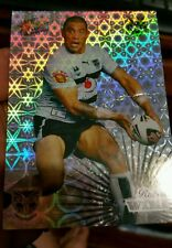 2008 Holographic Foil Trading Card NRL RUBEN WIKI - FREE POST